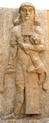 Gilgamesh louvre ao19862